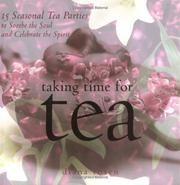 Cover of: Taking Time for Tea | Diana Rosen