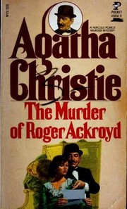 Cover of: The Murder of Roger Ackroyd | Agatha Christie