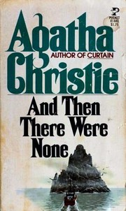 Cover of: And Then There Were None | Agatha Christie