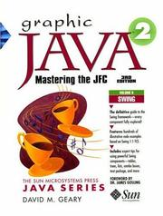 Cover of: Graphic Java 2, Volume 2 by David Geary