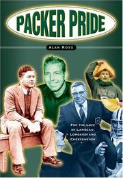 Cover of: Packer Pride by Alan Ross
