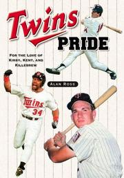 Cover of: Twins Pride by Alan Ross