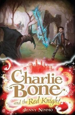 Charlie Bone and the Red Knight (Charlie Bone, Book 8) by Jenny Nimmo
