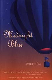 Cover of: Midnight blue | Pauline Fisk