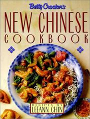 Cover of: Betty Crocker's new Chinese cookbook | Leeann Chin