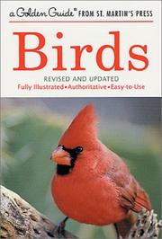 Cover of: Birds by Herbert Spencer Zim, Herbert S. Zim
