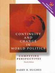 Continuity and Change in World Politics