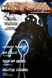 Cover of: Necrotic Tissue, Issue #10 | Jeff Strand, MontiLee Stormer
