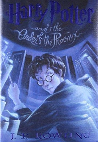Harry Potter And The Order Of The Phoenix Open Library