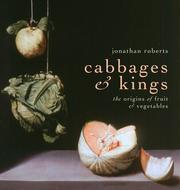 Cover of: Cabbages & Kings | Jonathan Roberts