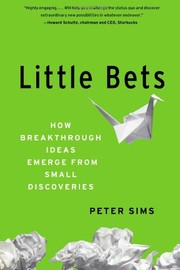 Cover of: Little Bets | Peter Sims