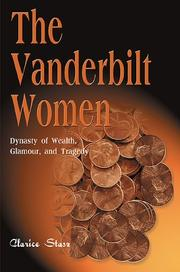 Cover of: The Vanderbilt Women by Clarice Stasz
