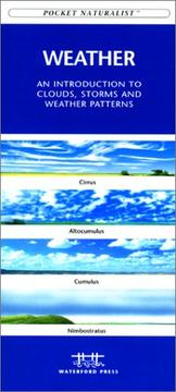 Cover of: Weather by James Kavanagh