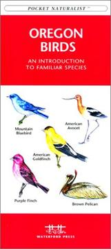 Cover of: Oregon Birds | James Kavanagh