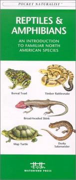 Cover of: Reptiles & Amphibians | James Kavanagh