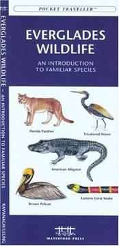 Cover of: Everglades Wildlife by James Kavanagh