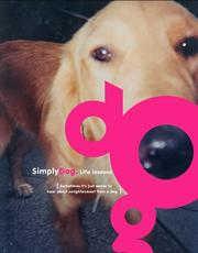 Cover of: SimplyDog | Maria Peevey