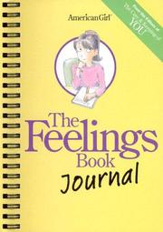 Cover of: The Feelings Book Journal | Lynda Madison