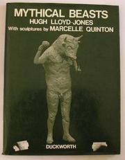 Cover of: Mythical beasts | Hugh Lloyd-Jones