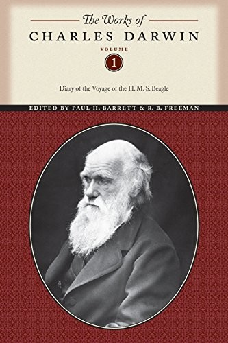 "Charles Darwin's diary of the voyage of H.M.S. ""Beagle"" by Charles Darwin"
