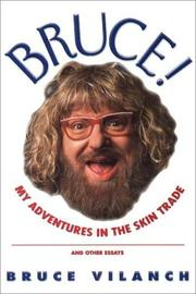 Cover of: Bruce! | Bruce Vilanch