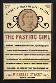 Cover of: The Fasting Girl by Michelle Stacey