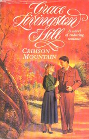 Cover of: Crimson mountain | Grace Livingston Hill Lutz