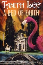 Cover of: A Bed of Earth (Secret Books of Venus, Book 3) | Tanith Lee