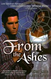 Cover of: From the ashes | Kathleen Suzanne