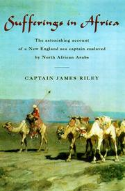 Cover of: Authentic narrative of the loss of the American brig Commerce | Riley, James