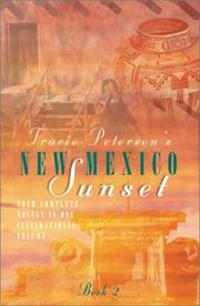 Cover of: New Mexico Sunset by Tracie Peterson