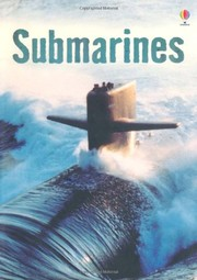 Cover of: Submarines | Alex Frith