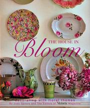 Cover of: The House in Bloom by Judy Spours