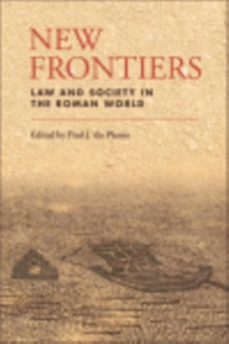 New Frontiers by Paul J du Plessis