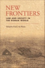 Cover of: New Frontiers | Paul J du Plessis