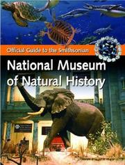 Cover of: National Museum of Natural History by Smithsonian Institution