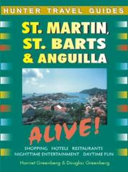Cover of: St. Martin and St. Barts Alive! by Harriet Greenberg
