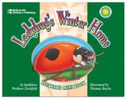Cover of: Ladybug's Winter Home by Kathleen Weidner Zoehfeld