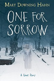 Cover of: One for Sorrow: A Ghost Story | Mary Downing Hahn