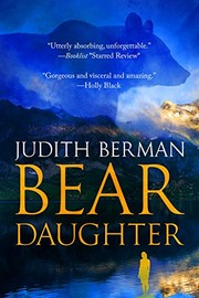 Cover of: Bear Daughter | Judith Berman