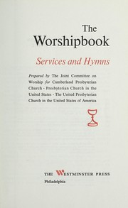 Cover of: The Worshipbook | Joint Committee on Worship