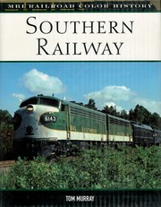 Cover of: Southern Railway | Murray, Tom