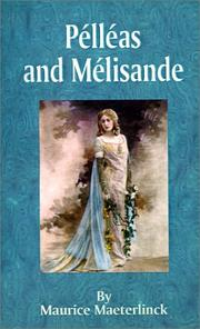 Pelleas and Melisande