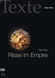 Cover of: Risse im Empire | Rainer Rilling