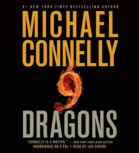 Nine Dragons Lib/E (Harry Bosch) by Michael Connelly