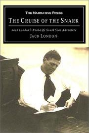Cover of: The Cruise of the Snark by Jack London