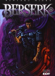 Cover of: Berserk 11 (Seinen Manga) (Spanish Edition) | Kentaro Miura
