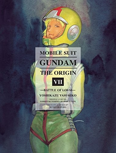 Mobile Suit Gundam: THE ORIGIN, Volume 7: Battle of Loum by Yoshikazu Yasuhiko