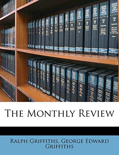 The Monthly Review by Ralph Griffiths