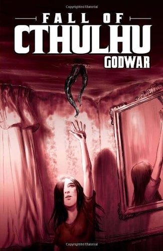 Fall of Cthulhu Vol. 4: Godwar by Michael Alan Nelson, Mark Dos Santos